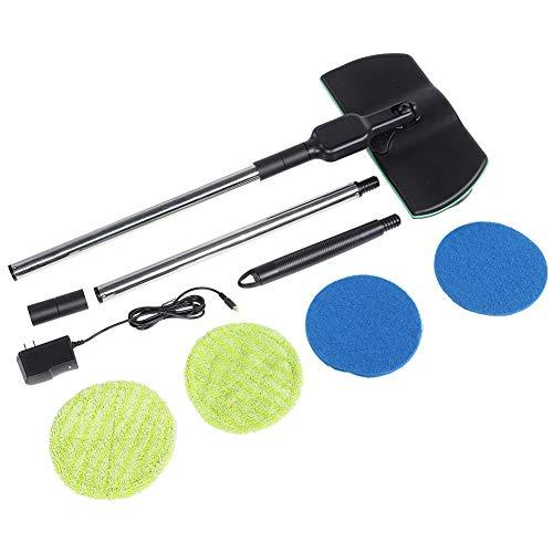 Recargable eléctrico de la fregona - Wireless Rotary Mop - Durable de Limpieza multifunción automático Barrido de varous Suelos
