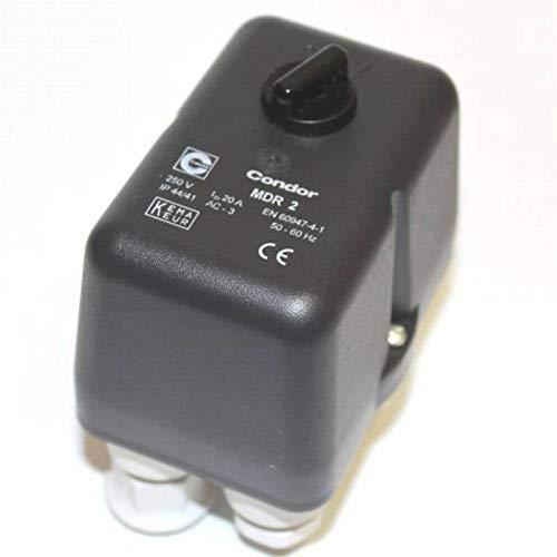 Condor Kompressorschalter Druckschalter MDR 2 230 V / 3/8