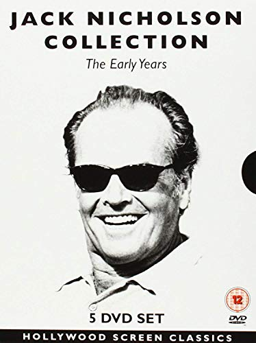 Jack Nicholson Collection [5 DVDs] [UK Import]