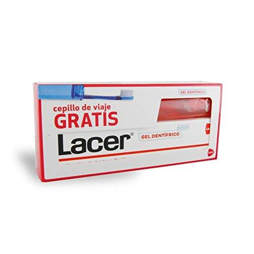 LACER GEL DENTIFRICO ANTICARIES FLUOR 125ml.+cepillo