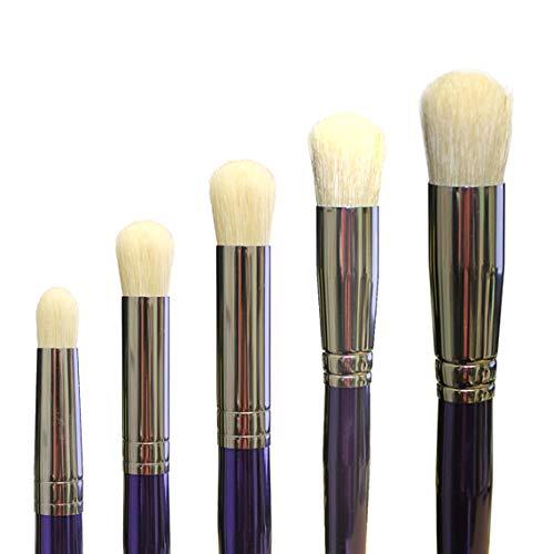 STUDIOR12 STUDIO R12 Dome Stencil Brush   Scumble   Swirl   Stipple   Dry Brush   Prevent Bleeding   DIY Crafting & Painting Tools   Select Size (Set of All 5)