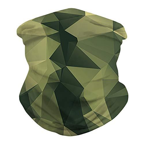 CXL Multifuncional pañuelo 3D Camuflaje impresión Digital al Aire Libre Bufanda de equitación Pulsera pañuelo en la Cabeza