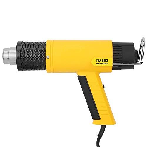 220 V 50Hz 1600 W Elektronisch Heteluchtpistool Soldeerbout voor Decoratie Krimpfolie Solderen Warmtepistolen