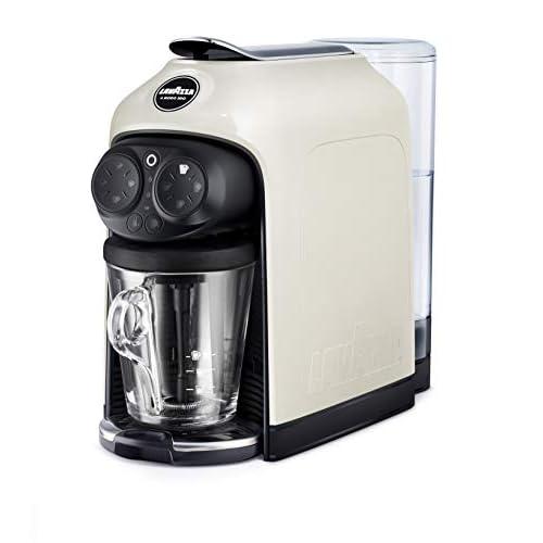 Lavazza A Modo Mio, Deséa White Cream – Macchina per Caffè, Bianco