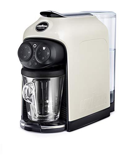 Lavazza A Modo Mio Deséa Kapsel-Kaffeemaschine, cremeweiss