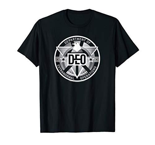 DC Comics Supergirl TV Series Deo Crest T-Shirt