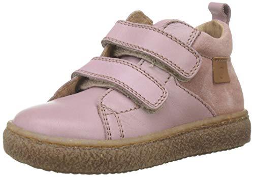 Naturino Mädchen Alder Vl Hohe Sneaker, Pink (Rosa Antico 0m01), 31 EU