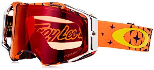 Oakley unisex-adult OO7046-54 Sunglasses, Orange, Einheitsgröße