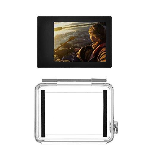 D & F 2 Zoll Externe LCD Monitor Display Viewer BacPac Echtzeitbilder Bildschirm für GoPro Hero 4/3+