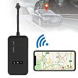 Likorlove Perseguidor de GPS del Vehículo, Dispositivo de Seguimiento Mini gsm GPRS SMS Locator Global Tiempo Real para Coche Auto Vehículo Motocicleta Bycicle Scooter