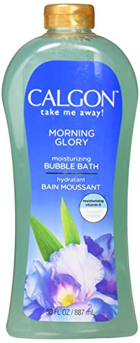Calgon Take Me Away Bubble Bath Morning Glory 30 Fl Oz