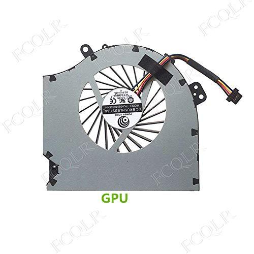 FCQLR Kompatible für EVGA SC17 Lüfter GTX980M Graphics Card Lüfter 5V 0.45A Lüfter