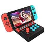 Arcade Fighting Stick Compatible con Nintendo Switch, Joystick Fightstick, Controlador Joystick Mando para Juegos de Lucha para NS Switch