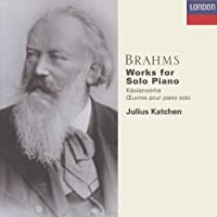 Brahms: Solo Piano Works by Julius Katchen (1997-11-11)