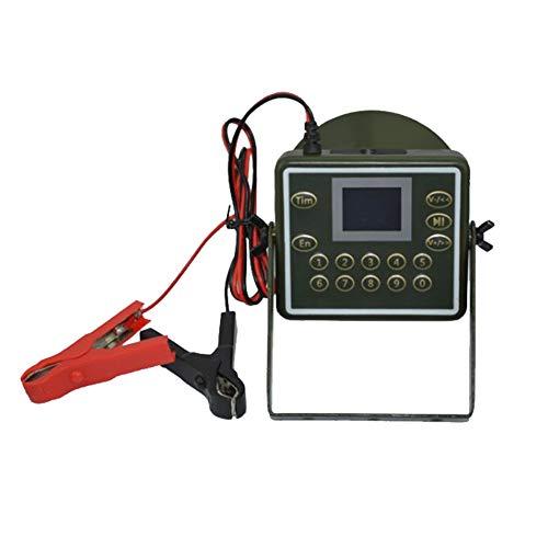 Yiwa meer-lange toestel, waterdicht, voor het zagen van vogels, 300 geluiden, 60 W, jacht, luidspreker, vogel, MP3-speler, oproepen, aas