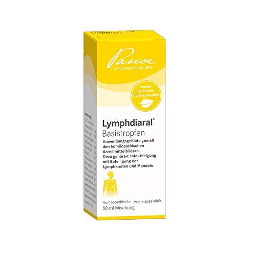 LYMPHDIARAL BASISTROPFEN (50 ML)
