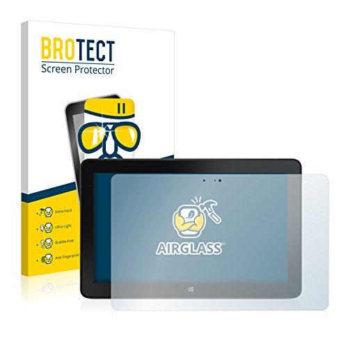 BROTECT Panzerglas Schutzfolie kompatibel mit Dell Venue 11 Pro 7140 (2013-2014) - 9H Extrem Kratzfest, Anti-Fingerprint, Ultra-Transparent