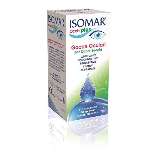 Euritalia Pharma (Div.Coswell) Isomar Occhi Plus Gocce Oculari - 40 g