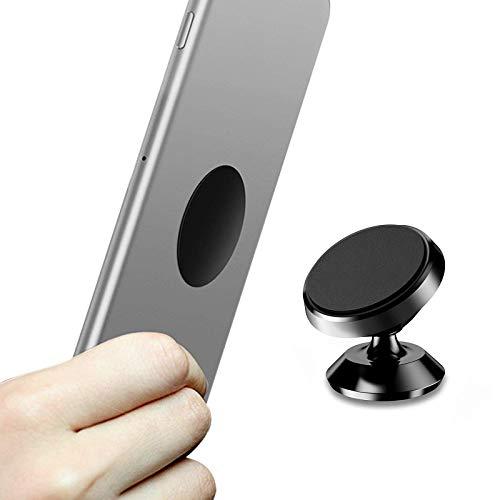 LURICO magnético Soporte para teléfono Soporte de Coche salpicadero Soporte para teléfono 360 ° Giratorio Sticky Soporte de Smartphones para iPhone Samsung HTC Sony Nokia Smartphones