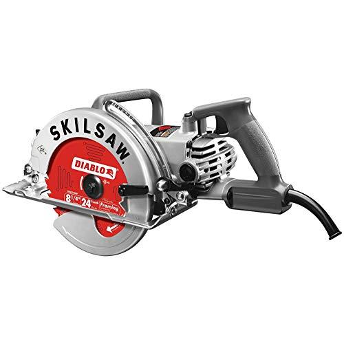 Skilsaw 8-1/4 Inch High Torque Motor Aluminum Worm Drive Saw