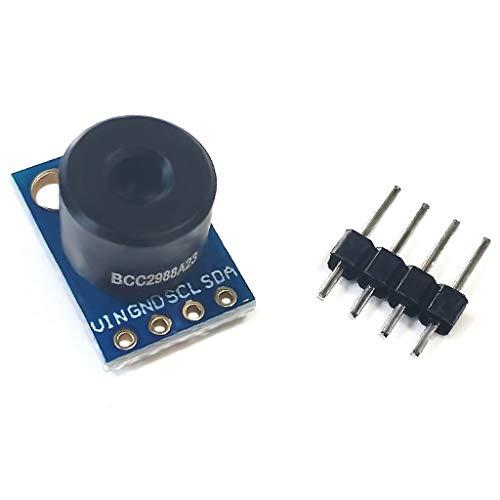 XIANJUN GY-906 MLX90614ESF-BAA/BCC/DCI Sin contacto Módulo de sensor de temperatura infrarroja
