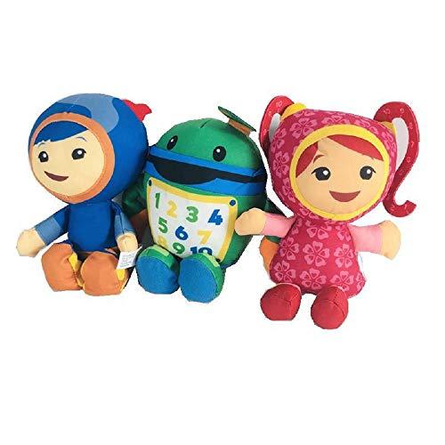 Modi Team Umizoomi Plush Doll Educational Toys Stuffed Toy Soft Plush...