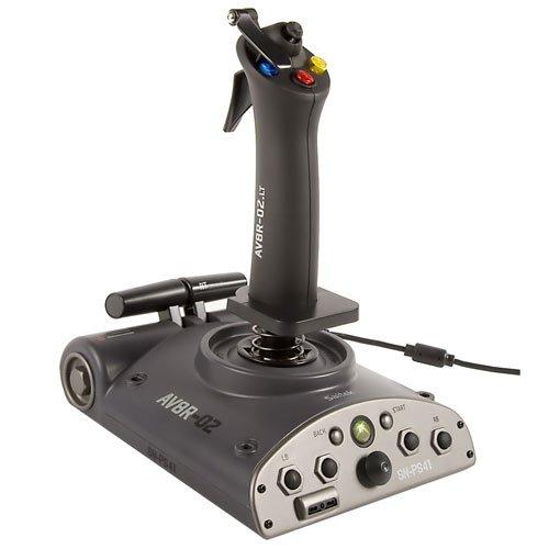 Saitek Aviator Flightstick for PC and Xbox 360