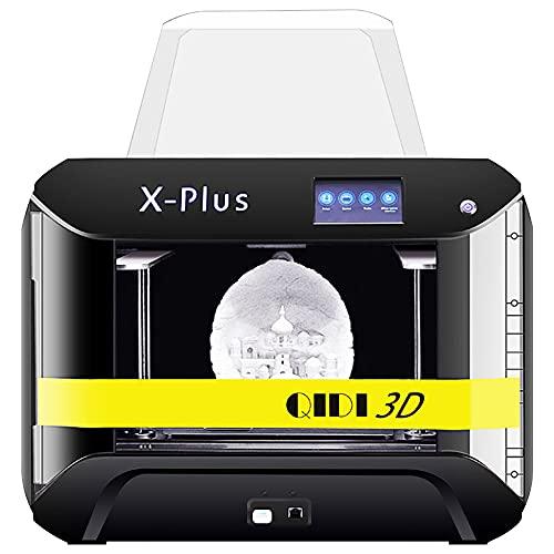 QIDI TECH X-Plus Impresora 3D , Inteligente de Grado Industrial de Gran Tamaño, Pantalla Táctil, Función WiFi, Impresión...