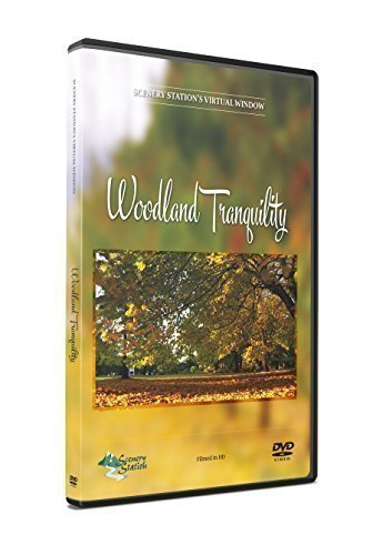 Relaxing Nature DVD - Woodland Tranquility - Scenic Forests, Trees and Orchards