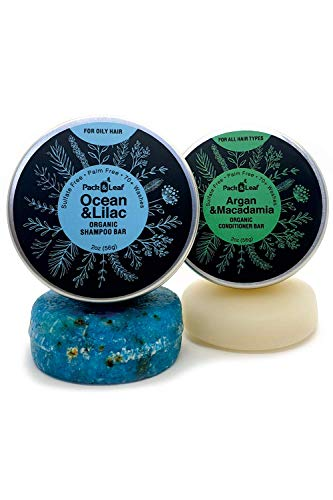 eco-friendly shampoo and conditioner bars