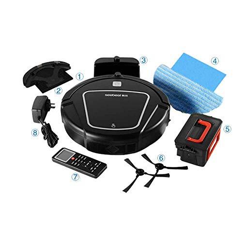 Buy Discount QIN.J.FANG Robotic Vacuum Cleaner Automatic Cleaning Robot, Robotic Vacuum Cleaner Auto...