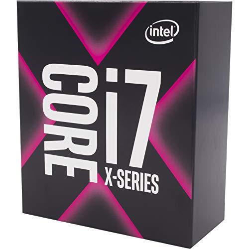 Intel Core i7-9800X X-Serie Prozessor 8 Kerne bis 4,4 GHz Turbo Unlocked LGA2066 X299 Series 165W Prozessor (999AC3)