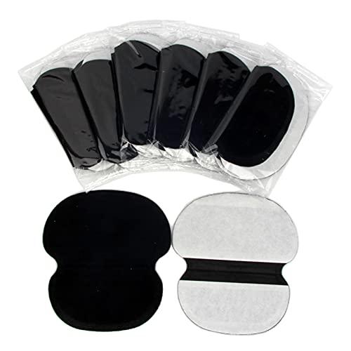LIZONGFQ Almohadillas de axila 100 Piezas de Almohadillas de Sudor de Axilas Invisibles y cómodas Almohadillas Desechables para el Sudor Anti-Sudor Desodorante Anti-perspirante Pegatinas