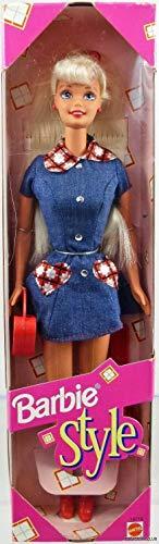 Blonde Barbie Style Barbie Doll 1997