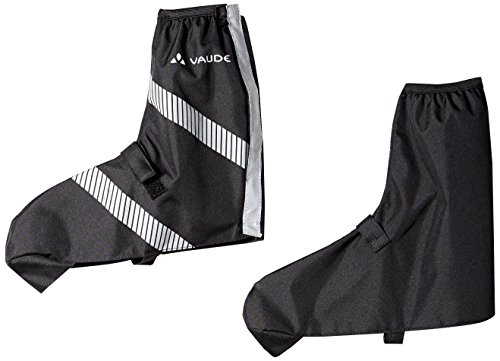 VAUDE Luminum Bike Gaiter Guêtres pour Les Sports Cyclistes für Radsport Mixte Adulte, Black, 40-43