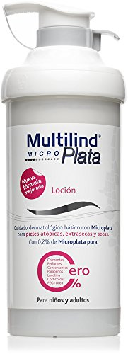 Multilind Loción, 500ml, Pack de 1