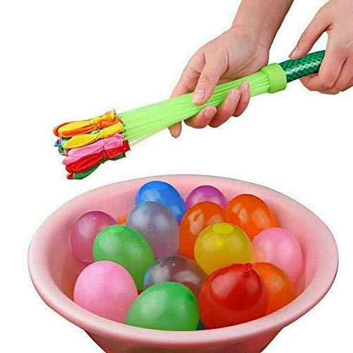nobrand Lustige Wasserballons Spielzeug Magic Summer Beach Party Outdoor Füllung Wasser Ballon Bomben Spielzeug Für Kinder Erwachsene Kinder 444pcs