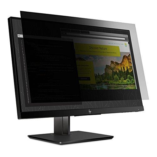 Targus 4Vu - Blickschutzfilter (Monitor, 16:9, Glänzend/Matt, Landschaft, Klebestreifen, EliteDisplay E243 Z24nf G2)