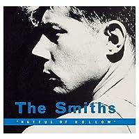 Xianrenge The Smiths(Hatful Of Hollow)アルバムカバーポスターウォールアートプリントキャンバスリビングルームホームベッドルーム-28X28インチX1フレームレス