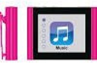 Eclipse Eclipse Fit Clip Plus Pk 8gb 1.8 Mp3 + Video Player (Pink)
