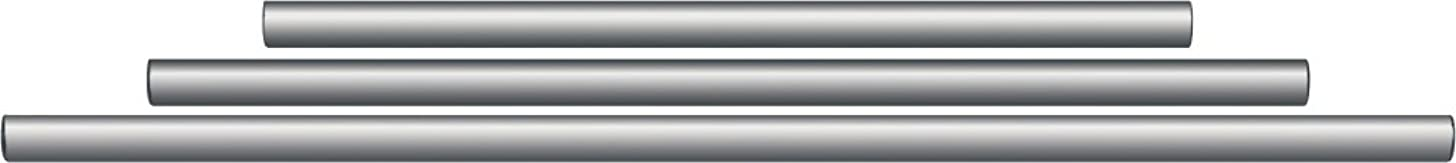 Gibraltar SC-GPR36 36 Inch Straight Rack Tube
