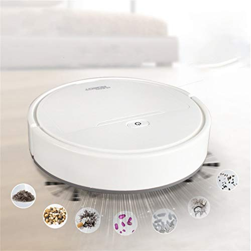 Best Price Karamoda Ultra-Thin Body Clean Robot, 1200Mah Large Capacity Smart Sweeping Robot with Sw...