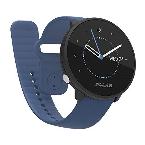 Polar Unite - Fitness Watch Resistente al Agua para Hombre y Mujer con GPS Vía Móvil, Registro del Sueño y la Recuperación, Guía de Entrenamiento Diario y Registro de FC en la Muñeca