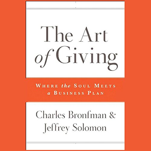 The Art of Giving audiobook cover art