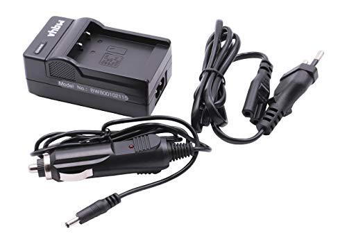 Set caricabatterie per CASIO Exilim EX-ZR15, ZR20-EX, EX-20 ZR 15 sostituisce NP-110