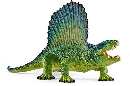 Schleich 15011 DINOSAURS Spielfigur - Dimetrodon, Spielzeug ab 4 Jahren