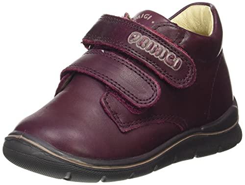 Primigi Pkk 83518 First Walker Chaussures pour Enfant Unisexe - - Bordeaux, 21 EU