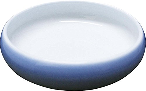 アメックス熊本 夢食器虹彩(レインボー) 5寸鉢 NO.3 淡ブルー 【乾燥機OK】 【食洗機OK】 【電子レンジOK】