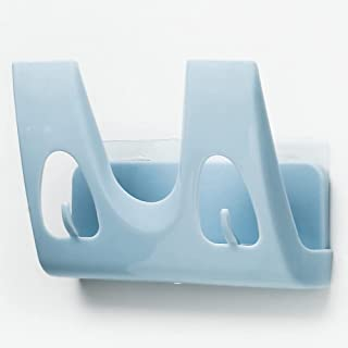 Shelf, Durable, No Trace Installation, Easy To Use, Wall-mounted Pot Cover Rack, No Perforation Of The Shelf On The Wall T...