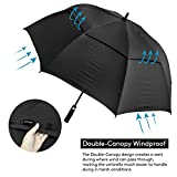 Zoom IMG-2 zomake grande ombrello 157cm da
